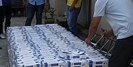 Bursada 490 Paket Kaçak Sigara Ele Geçirildi