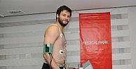 Ivanov Sağlık Kontrolünden Geçti