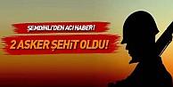 Şemdinli#039;de askere hain pusu: 2 şehit