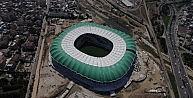 Timsah Arenanın Açılışına Atletıco Madrıd Geliyor