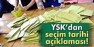 YSK#039;dan 1 Kasım için seçim hazırlığı