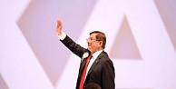 AK Parti'de Ahmet Davutoğlu Yeniden Genel Başkan Seçildi