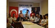 Türkiye Kamu-senden Börekli Eylem