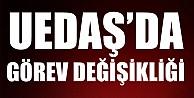 UEDAŞ İnegöl İşletme Müdürü Değişti