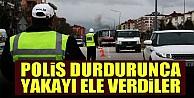 Bursa#039;da durdurulan iki araçtan uyuşturucu çıktı