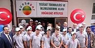Bursagazdan Endüstri Meslek Lisesine Doğalgaz Bölümü