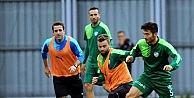 Bursaspor, Rizeye Hazırlanıyor