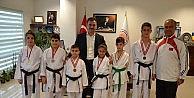 Dojo Karate Kulübü Bursayı Salladı