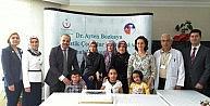 Dünya Spastik Çocuklar Günü Türkiyenin TEK Spastik Çocuk Hastanesinde Kutlandı