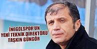 İnegölspor#039;un yeni teknik direktörü Taşkın Güngör