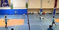 Badmintoncuların Hedefi Milli Takım