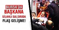 Belediye Başkanına Silahlı Saldırıya 8 Yıla Kadar Hapis Talebi