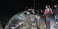 Bursada Aşırı Hız Can Aldı: 1 Ölü 1 Yaralı