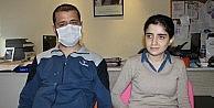 (Özel Haber) Gözleri Görmeyen Diyaliz Hastası İki Kardeşin Nakil Mutluluğu