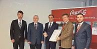 Yılda 1.2 Milyon Litre İçecek Üreten Fabrikaya Avrupadan Ödül