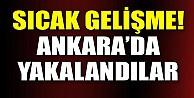 Ankara#039;da iki canlı bomba yakalandı