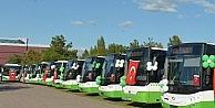 Eski Otobüsler Hattan Çekiliyor