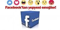 Facebooktan yepyeni emojiler!