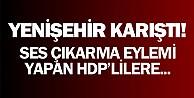Yenişehir#039;de olaylar çıktı!