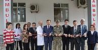 Yenişehir Devlet Hastanesine Yeni Acil Servis