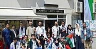 Arap Öğrenciler Türk Misafirperverliğine Hayran Kaldı