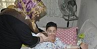 Böbrek Hastası Bedirhanın Umudu Hayırseverler