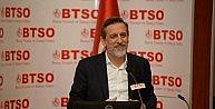 Bursa Ekonomisinin BTSOda Temsil Kabiliyeti Arttı