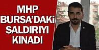 MHP İnegöl İlçe Başkanlığı terörü kınadı