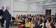 """Rektör Ulcay: Meslek Yüksekokulu Mezunlarına Daha Çok İhtiyaç Var"""""""