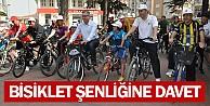 Bisiklet Şenliğine Davet