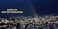 Bursada Gökyüzü Rengarenk