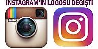 Instagram#039;ın logosu değişti