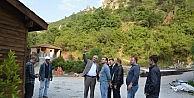 Sadağı Kanyonu Turistleri Bekliyor