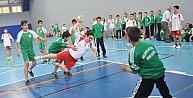 Spor Şenliklerinde Hentbol Şöleni Yaşandı