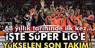 Süper Lige çıkan 3. takım Alanyaspor!
