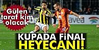 Ziraat Türkiye Kupasında derbi zamanı