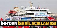 İnegöl Genç İHH#039;dan İsrail#039;le görüşme açıklaması