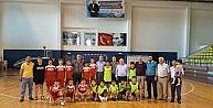 15 Temmuz Demokrasi Kupası Futsal Turnuvasıquot; başladı