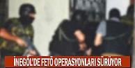 İnegöl#039;de Fetö Operasyonları Sürüyor