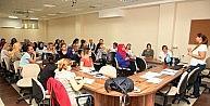 Nilüferde kadınlara uygulamalı girişimcilik eğitimi