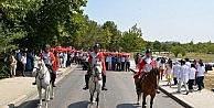 Uludağ Üniversitesinde FETÖ/PDY terörünü lanetleme yürüyüşü