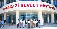 Yeni Orhangazi Devlet Hastanesi hizmete girdi