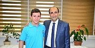Yıldırımlı madalya avcısından Türkiye şampiyonluğu
