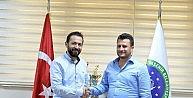 Türkiye Şampiyonlarına Atış Yapıdan destek