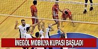 İnegöl Mobilya Kupası başladı