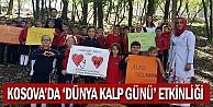 Kosovada #039;Dünya Kalp Günü#039; etkinliği