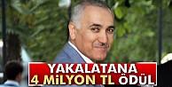 Adil Öksüz'ü yakalatana 4 milyon TL ödül