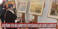 Atatürk#039;ün bilinmeyen fotoğrafları sergileniyor