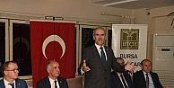 Büyükşehirden Tarihî Çarşılar Federasyonuna destek