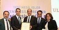 """CLK Uludağ Elektrike öncü firma"""" ödülü"""